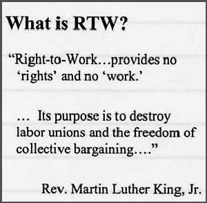 Right to Work Definition