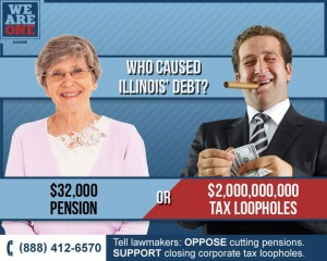 Who Caused Illinois' Debt?