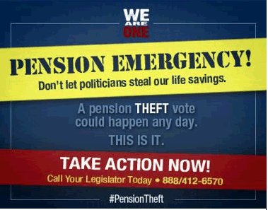 Pension Emergency